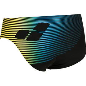 arena Espiral Bañadores Hombre, black/soft green